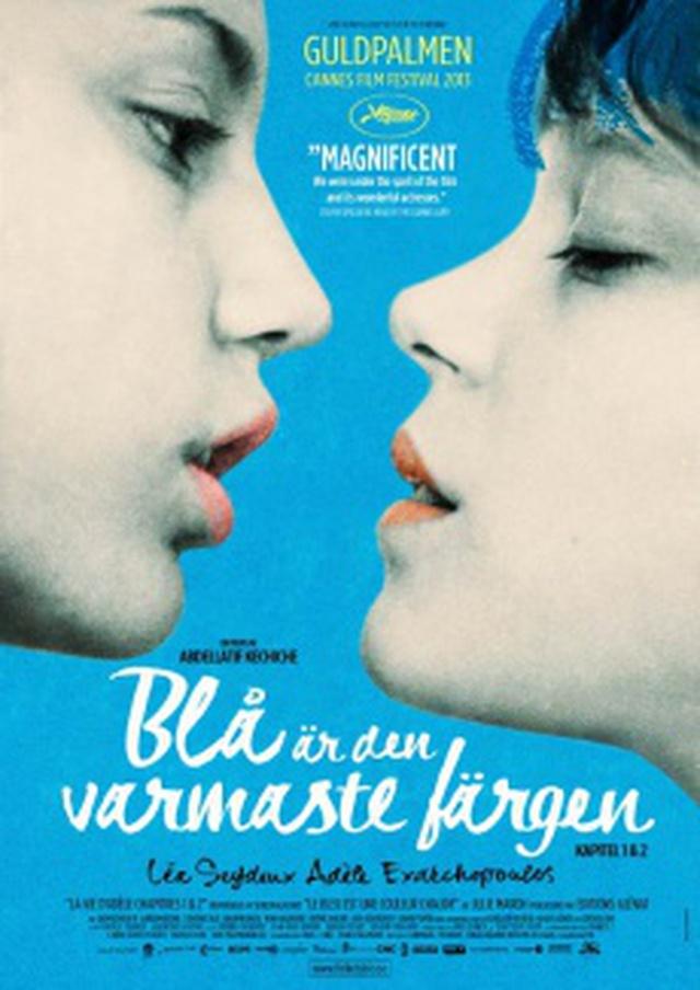 blå är den varmaste färgen dreamfilm